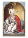 "Selim I Called ""Yavuz"", the Grim, Sultan 1512-20 Giclee Print by John Young"