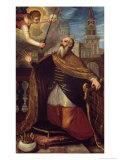 David Giclee Print by Domenico Tintoretto