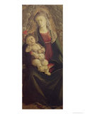 Madonna and Child in Glory Giclee Print by Sandro Botticelli