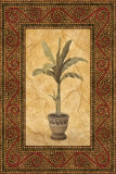 Palm Mosaic I Prints by Nicholas Santori