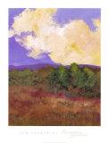 Mountain Meadow I Posters by James Grabowski