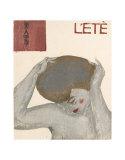L'Ete Posters by Onchi Koshiro