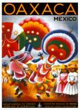 Oaxaca, Mexico Prints