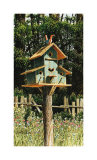Birdhouse I Posters by Chuck Huddleston
