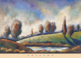 Tuscan Shadows I Prints by Rossano 