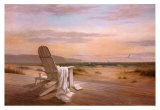 Baignade au petit matin Affiche par Tan Chun