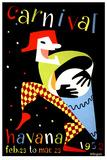 Carnival, Havana, 1952 Prints