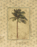 Tropical Palm Prints by T. C. Chiu