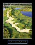 Challenge - Golf II Affiche