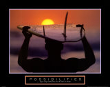 Possibilities: Surfer Poster