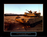 Authority: Tank Poster