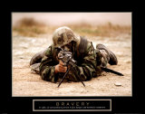 Bravery Posters
