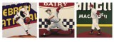 Play Ball, Fall Prints by Vincent Scilla