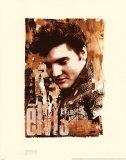 Elvis Slick Posters