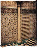 Morrocan Tiles Poster by Sharon Smith