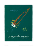 Torpedo Cigar Posters by Peter Horjus