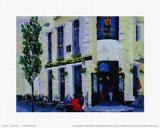 Street Scenes Print by David Dean