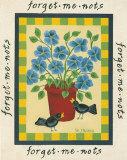 American Flowers II Prints by Susan Stallman