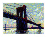 Brooklyn Bridge Prints by Neil Waldman
