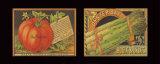 Vegetable Duet Prints
