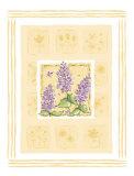 Lilacs Print by Wilma Sanchez