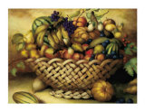 Fruit Basket Prints by Denise Crawford