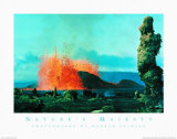 Nature's Majesty, Lava Posters by Warren Faidley