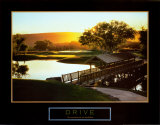 Drive - Golf (II) Poster