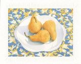 Pears Prints by Sharon Medler