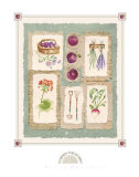 Gardening Pleasures III Prints by Gillian Fullard