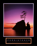 Persistence: Sunset Prints