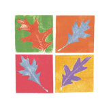 Leaf Impressions I Prints by Eileen Crowell
