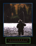 Leadership: Fisherman Print