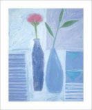 Pastel Shades II Print by Louise Waugh