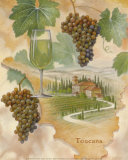 Toscana: abundancia Arte