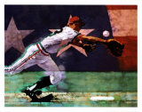 Olympic Baseball Prints by Michael C. Dudash