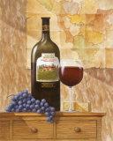 Villa Dorazi, Chianti Posters by Ron Jenkins