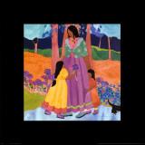 Familie Kunstdrucke von Julie Vance