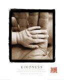 Kindness - Hands Poster