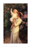 Playtime Prints by Frederick Morgan
