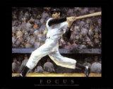 Baseball Posters by T. C. Chiu