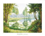 Heritage, Still Waters Posters by Henri Biva