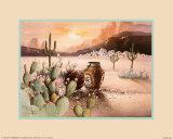 Finger Cactus Print