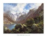 Heritage, Alpine Lake Art by  Millner