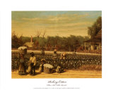 Picking Cotton Posters by William Aiken Walker