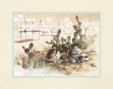 Flower Cactus Prints