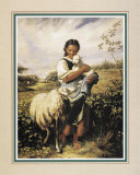 Tending the Sheep Posters