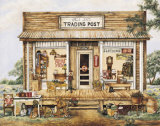 Trading Post Prints by Kay Lamb Shannon