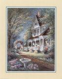 George Bjorkland - Victorian Home Plakát