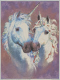 Unicorn Lovers Posters by Tinkler